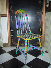 Client-Commissioned Fantasy Chair