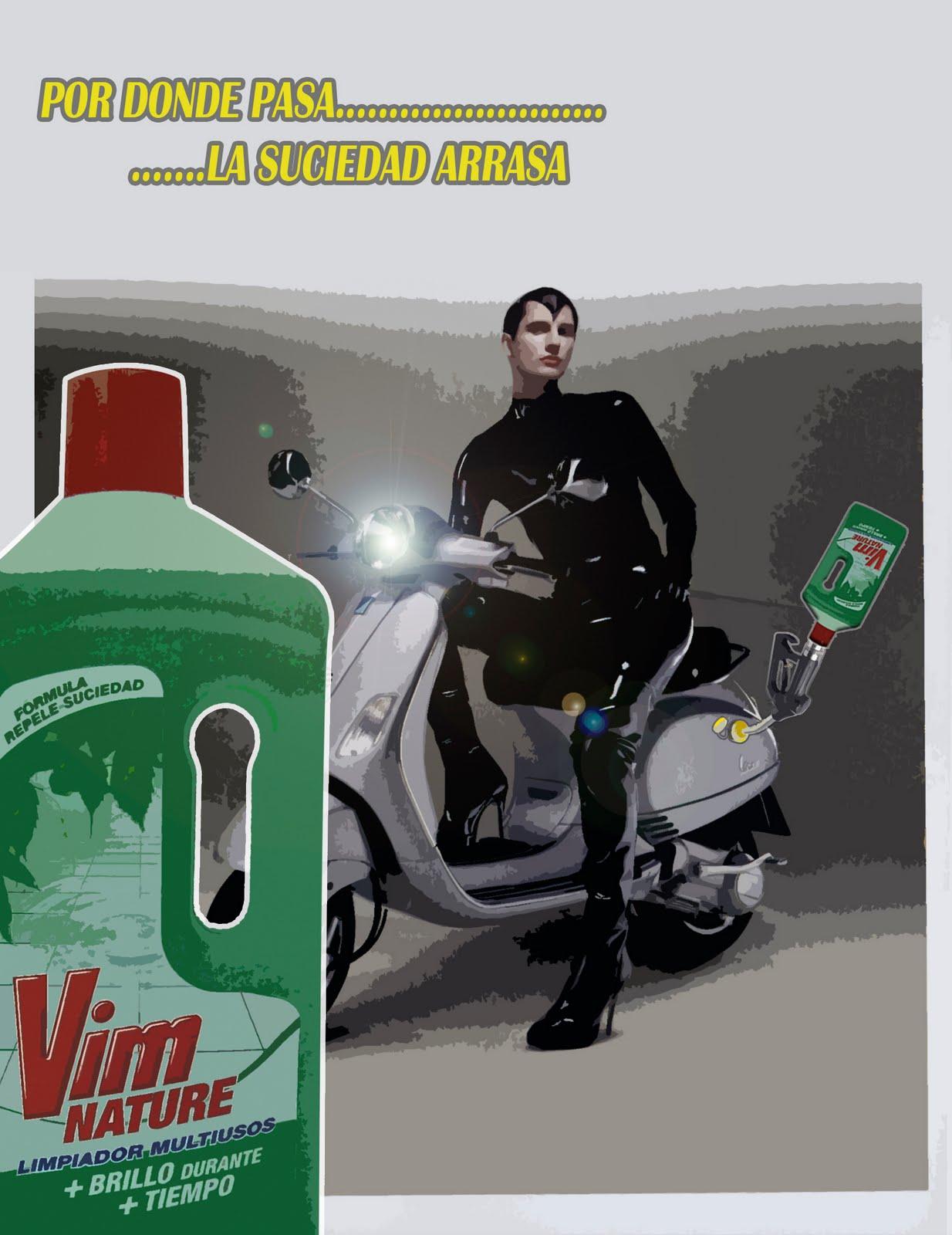 Hitagrafic anuncios publicitarios trabajo individual for Anuncios de limpieza