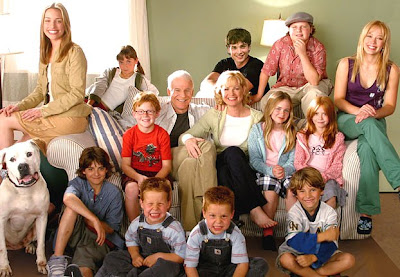 Cheaper By The Dozen Cast Photo
