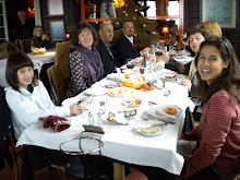Almoço em Família no 1º dia de 2010