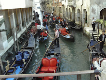 Gôndolas--Veneza