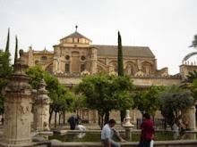 Pátio de Los Naranjos-Córdova