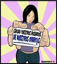 Despenalizacin del Aborto ya!!!