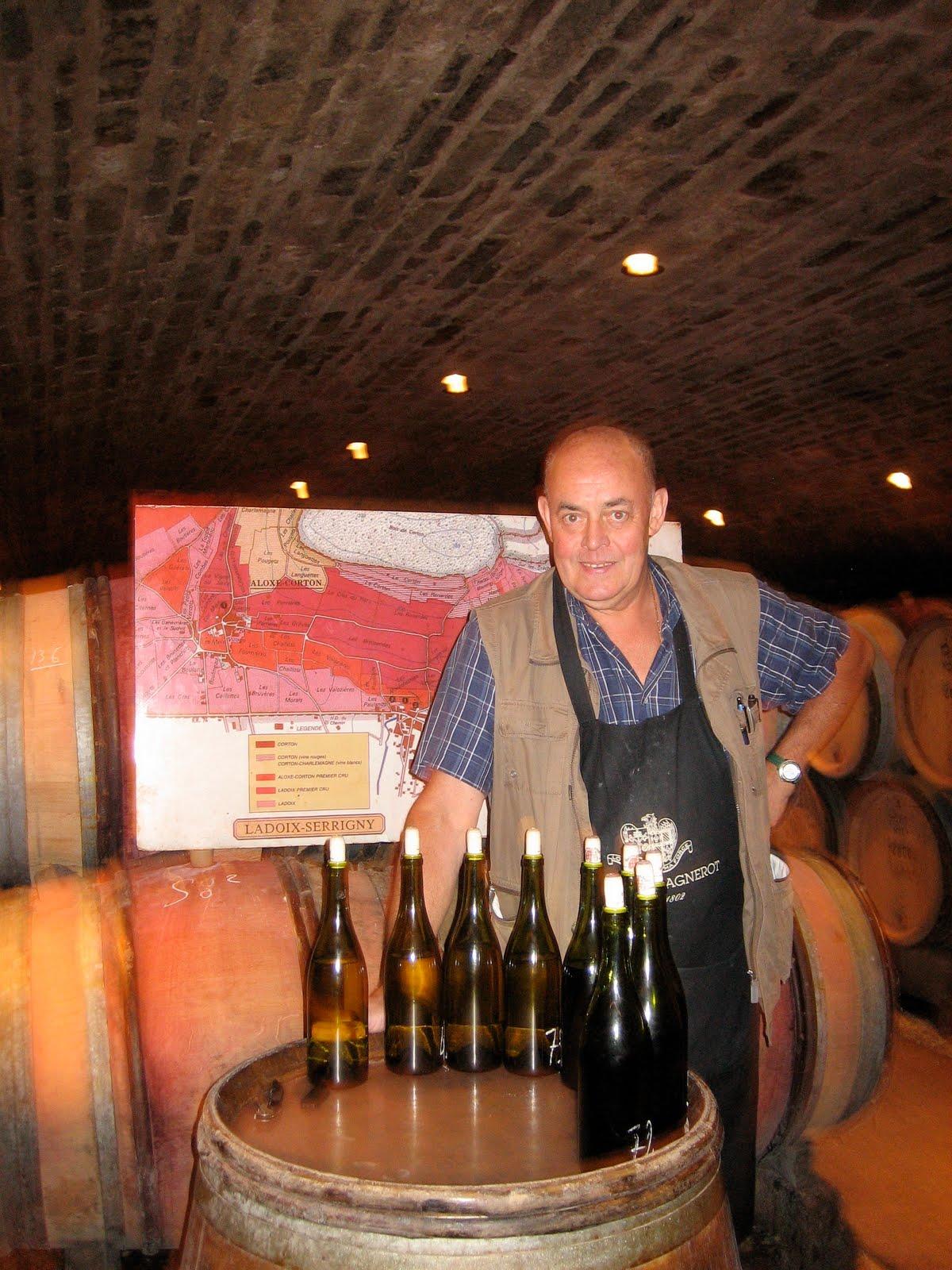 Domaine Francois Capitain-Gagnerot Bourgogne Hautes Cotes De Beaune