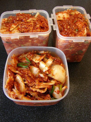 how to make more kimchi juice