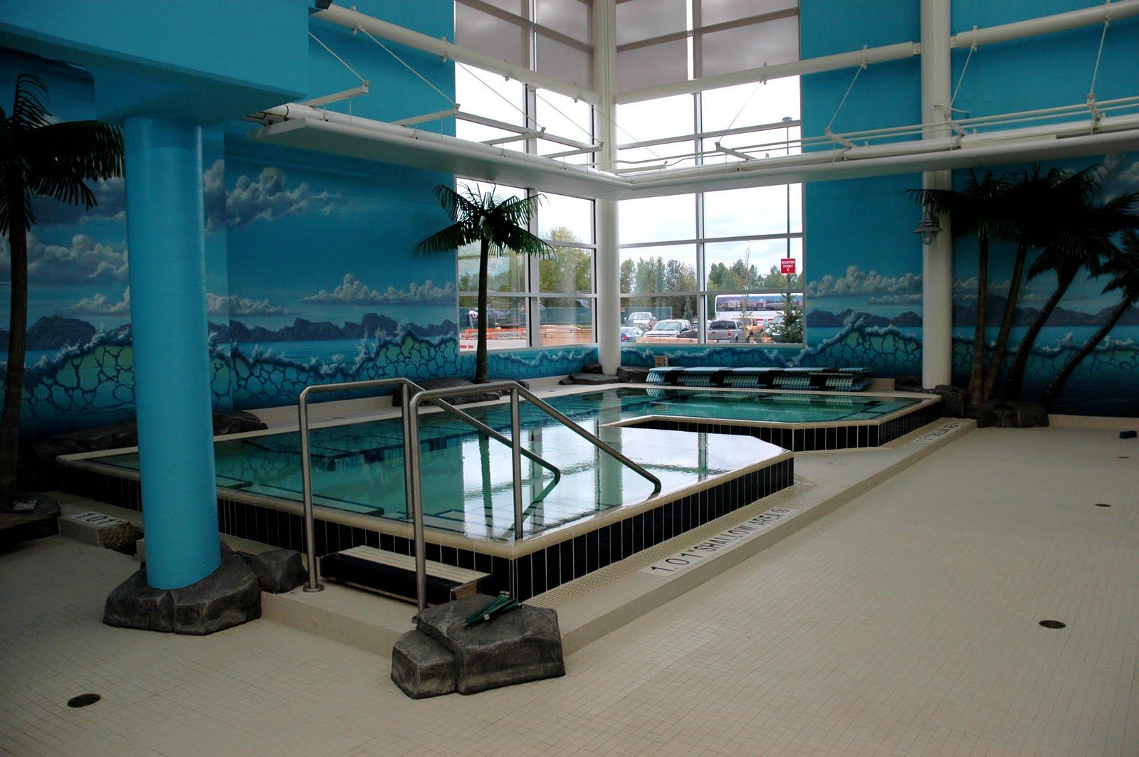 Nationwide Comercial Aquatics: The C.A. Knight Aquatic Center, Fort ...