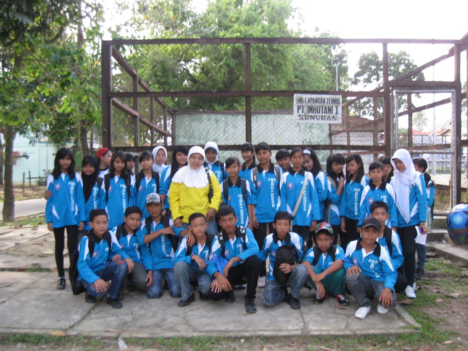 Palang Merah Remaja SMP Negeri 2 Nunukan