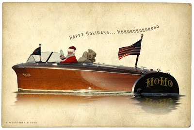 Classic Boat Email Cards Classic Boats Woody Boater