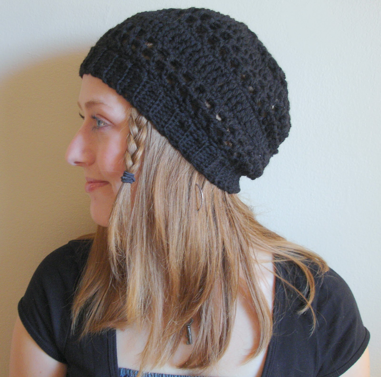 field wonderful: Slouchy Hat