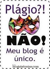 PLÁGIO, NÃO!!!