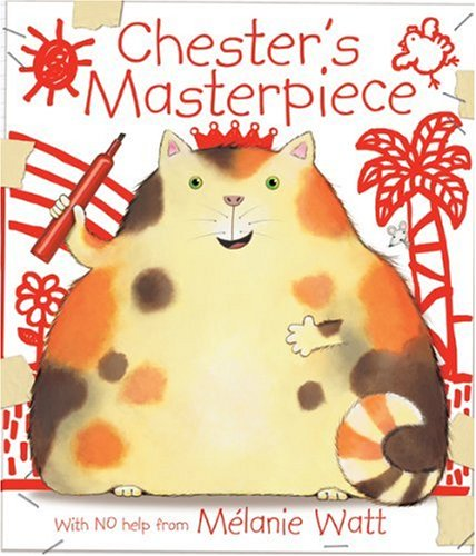 ... Line Book Reviews: Chesapeake Public Library: Chester's Masterpiece