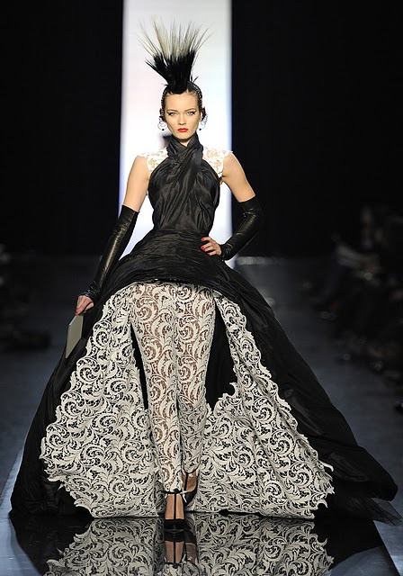 I love haute couture other things gaultier for Loving haute couture