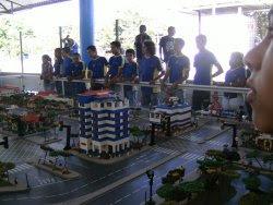 Visita ao Detran 2010