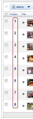 Cara menyusun urutan video di Playlist Youtube