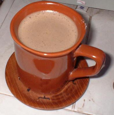 Secangkir Kopi Cappuccino