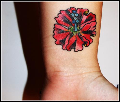 frothniticga girly wrist tattoos. Black Bedroom Furniture Sets. Home Design Ideas