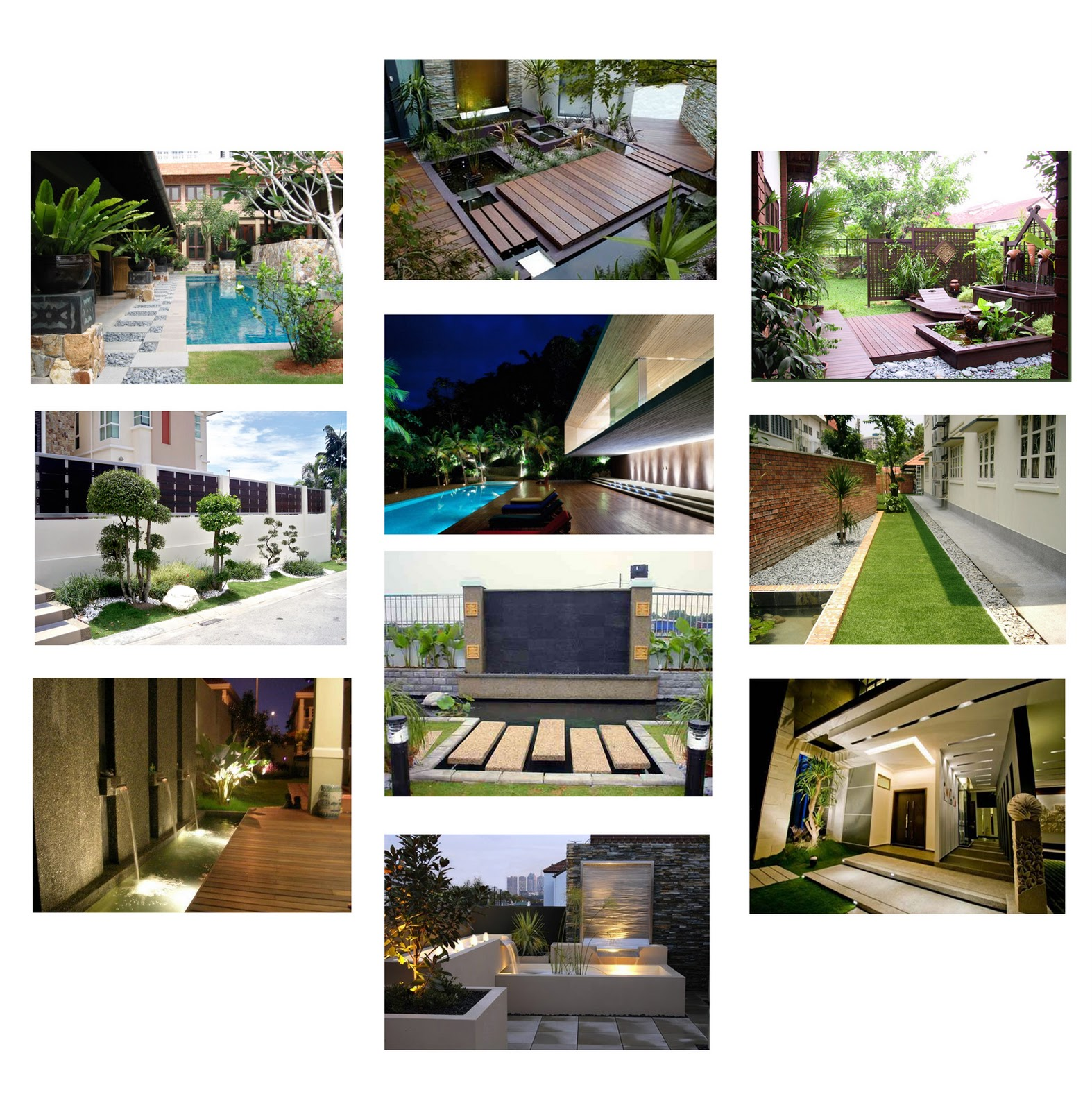 H i design creative landscape design for Creative landscape design