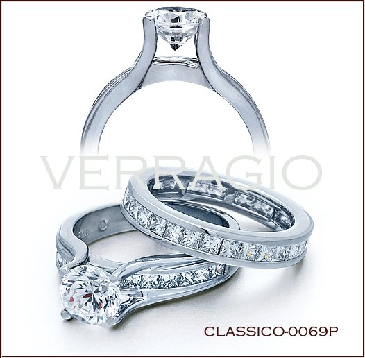 Get Boxed In Channel Set Diamonds Verragio News All About