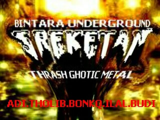 THRASH GHOTIC  METAL INDONESIA