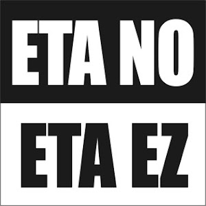 Contra ETA y el terrorismo; por la paz, la democracia y la unidad