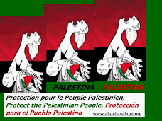 No al genocidio de Palestina