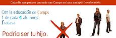 Por una Educación pública de calidad en Valencia