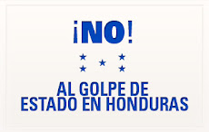 No al golpe de Estado en Honduras