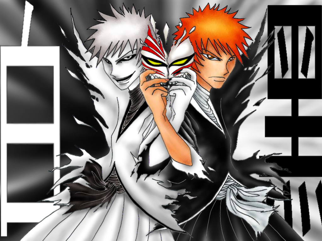 Bleach Wallpapers page of Anime Wallpapers
