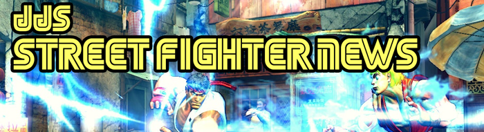 Jj's Street Fighter News