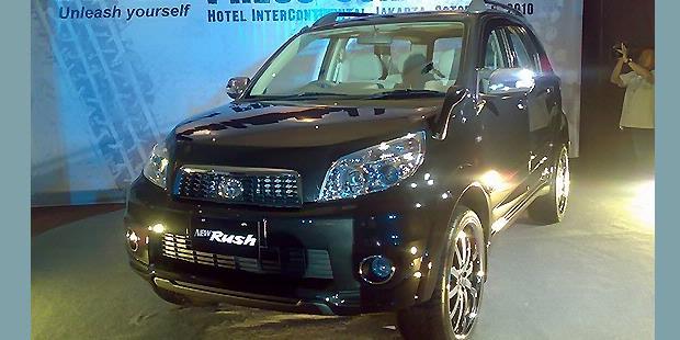 Meski kembar namun perbedaan antara Toyota Rush dan Daihatsu Terios ...