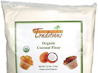 Tropical Traditions Coconut Flour Review