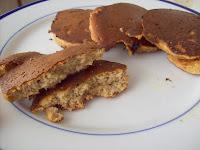 Almond Apple Pancakes (SCD, GAPS, gluten free, dairy free)