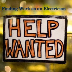 Finding Work as an Electrician