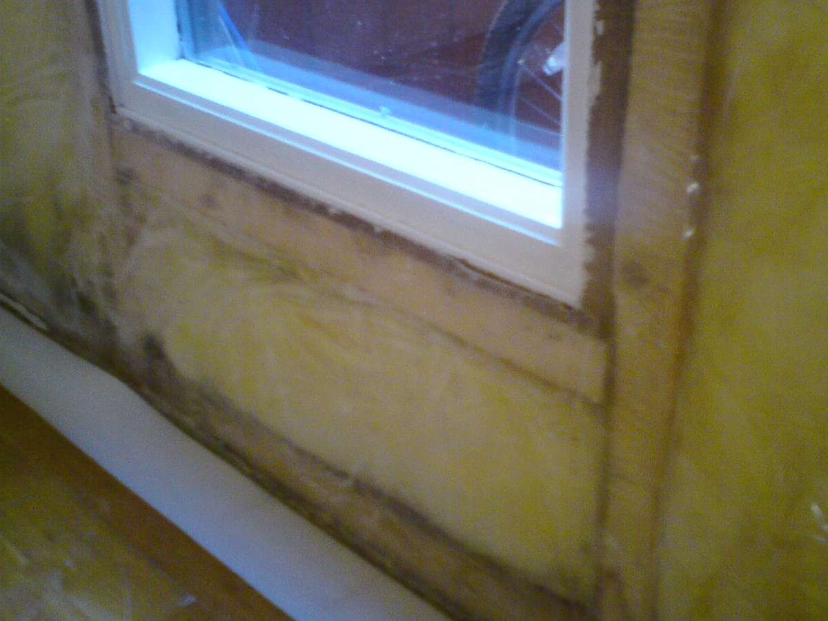 Insulating Walls From The Inside : The urge for less energy use insulate inside walls step