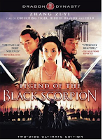 The Legend of the Black Scorpion 2006 HD FULL MOVIE