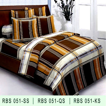 Set Cadar Single Queen Dan King Comforter