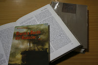 Libros disponibles en la biblioteca del Museo Marítimo sobre el Huáscar y Miguel Grau