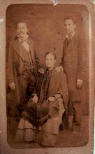 Família Anônima - Século XIX