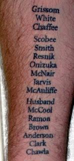 Tattoo Options
