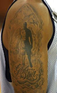 Olympic Tattoo