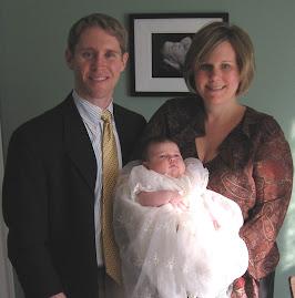 Claudia's Christening 2005