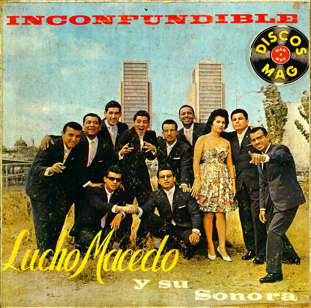 La Sonora De Lucho Macedo Acuyuye / Cumbia Trujillana
