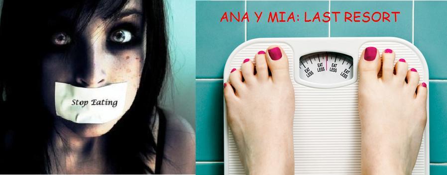 ANA Y MIA: LAST RESORT