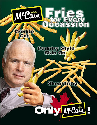 McCain abandonne l'huile de palme pour le tournesol