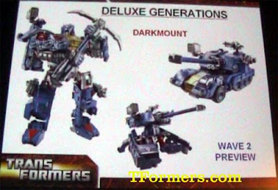 TF Generations Darkmount