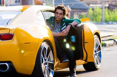 Ramon Rodriguez aka Leo Spitz