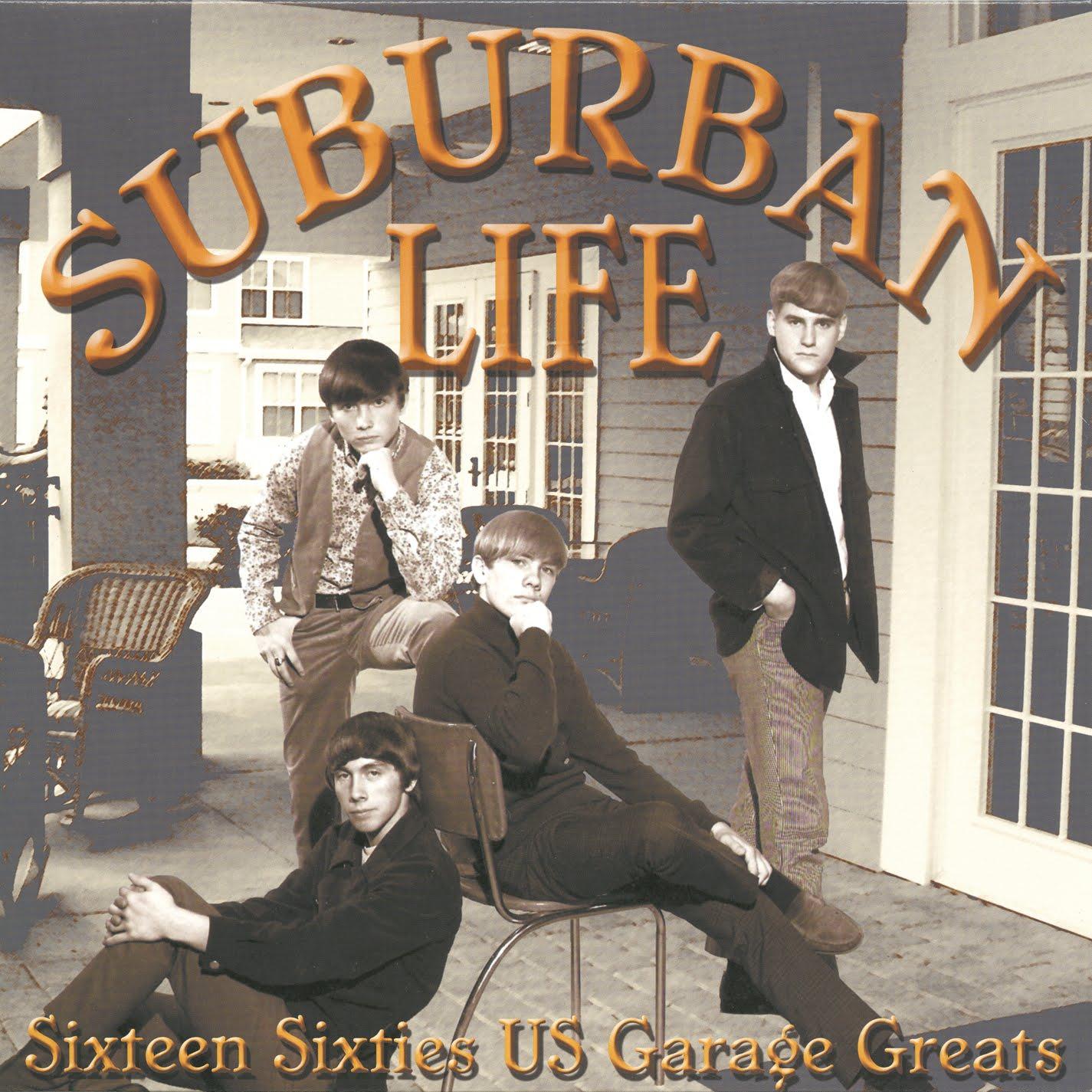 Power Pop Lovers Suburban Life Sixteen Sixties Us