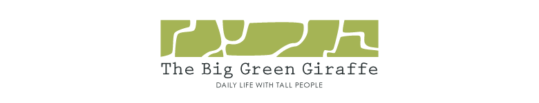The Big Green Giraffe
