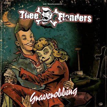 Thee Flanders - Graverobbing [2007]