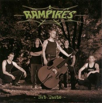 Rampires - Bat Taste [2006]